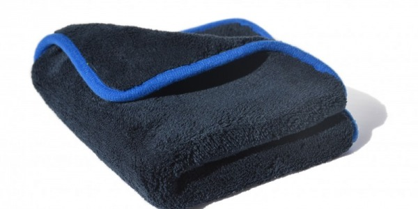 Microfibre towels for cars: the perfect drying